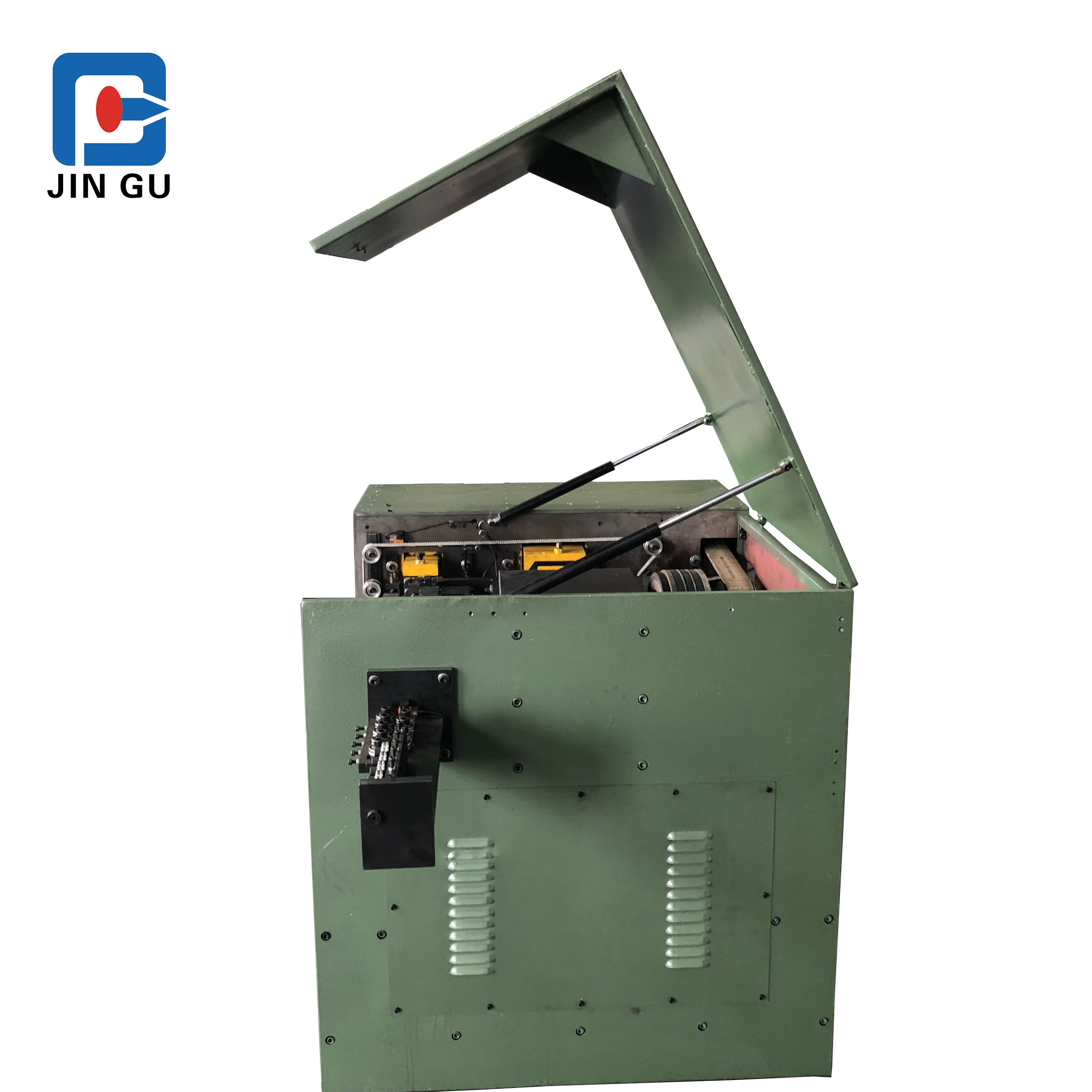 Automatic Steel Nail Making Machinery
