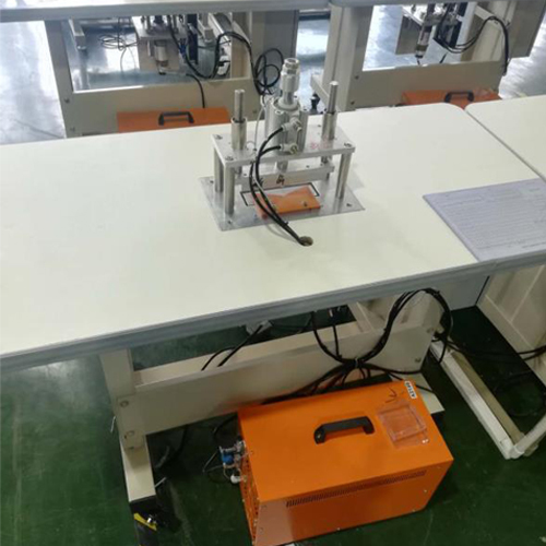 Face Mask Slide Pressing Machine