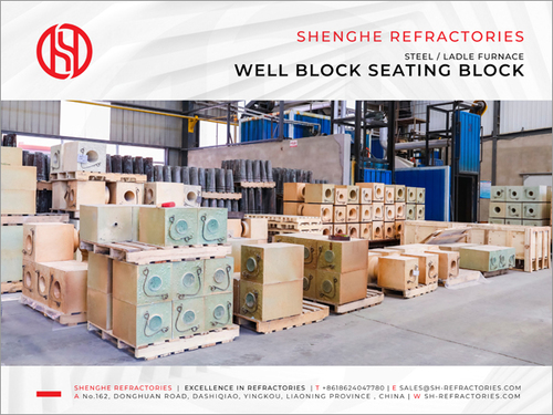 Well Block Seating Block Porous Plug