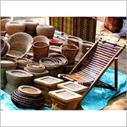 Indian Bamboo Handicrafts