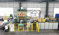Electrically operated screw press pickaxes electrically operated screw forging press
