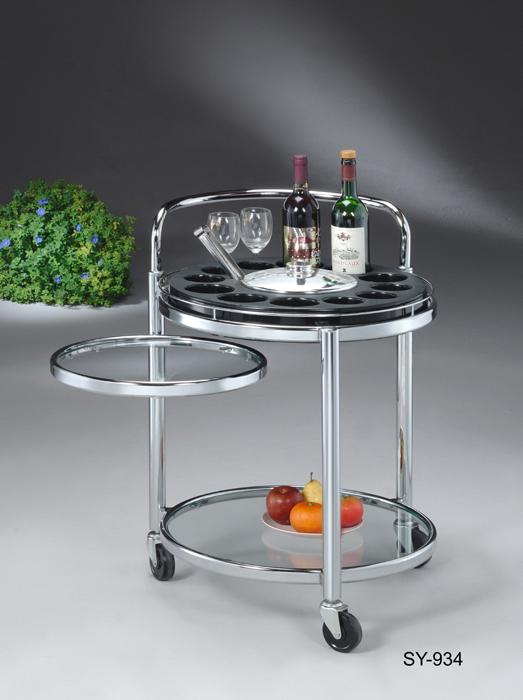 SY-934 Wine Glass Trolley