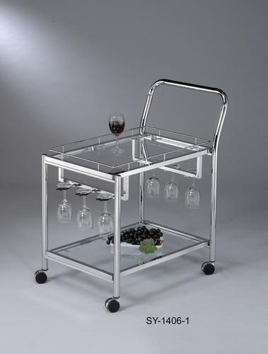 SY-1406-1 Wine Glass Trolley