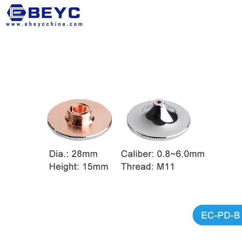 Fiber Laser Cutter Nozzle Consumables Precitec Raytools Amada Wsx All Series
