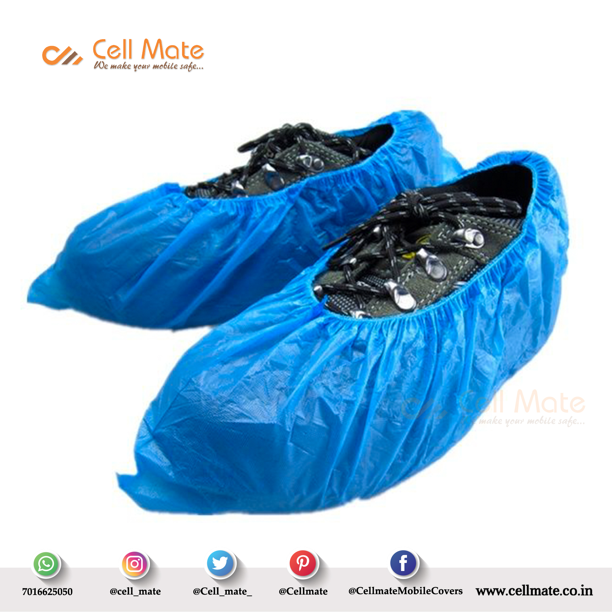 Cellmate Personal Protection Equipment Kit (Ppe Kit)