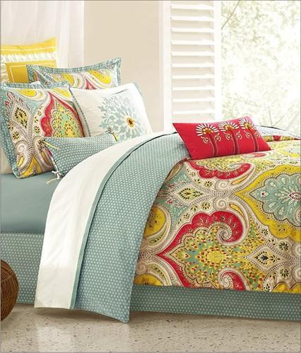 Royal Garden Bedsheet (set Of 6cs)