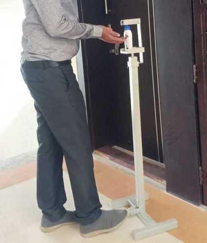 Manual Sanitizer Stand