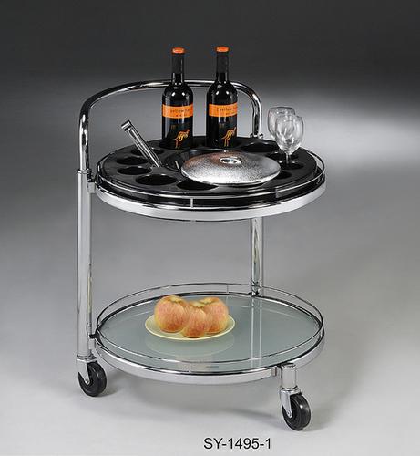 SY-1495-1  Wine Glass Trolley