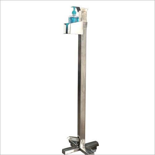 Foot Operated Sanitizer Dispenser Machine