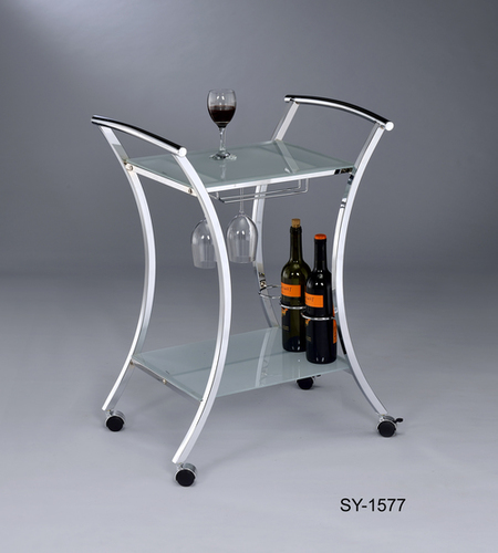 SY-1577 Wine Glass Trolley