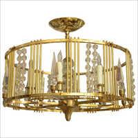 Decorative Brass Chandelier