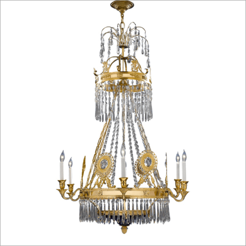 Decorative Glass Chandelier
