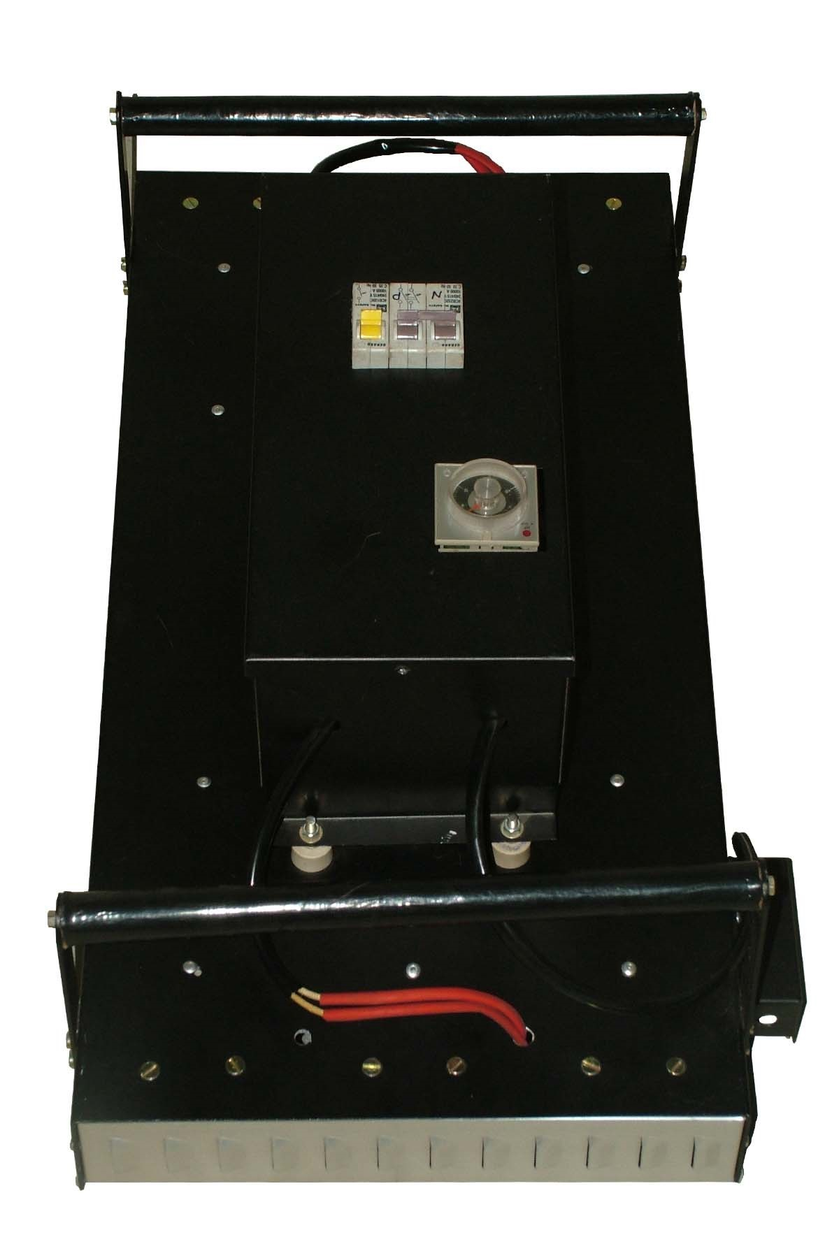 Portable/ Table Flasher for screen printing
