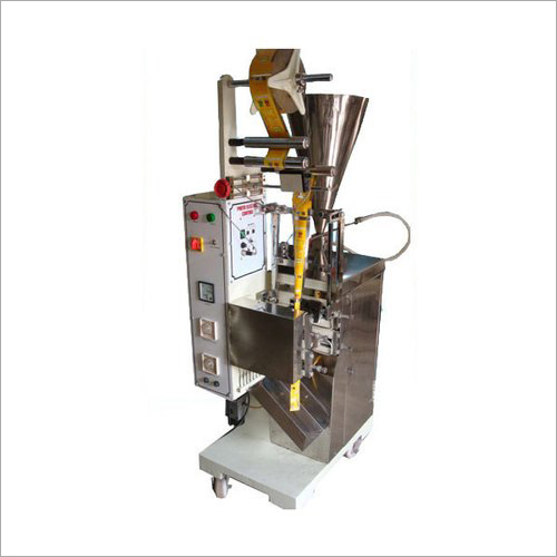 SS Automatic Liquid Pouch Packing Machine