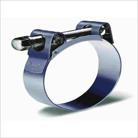 Stainless Steel Bolt Clamp