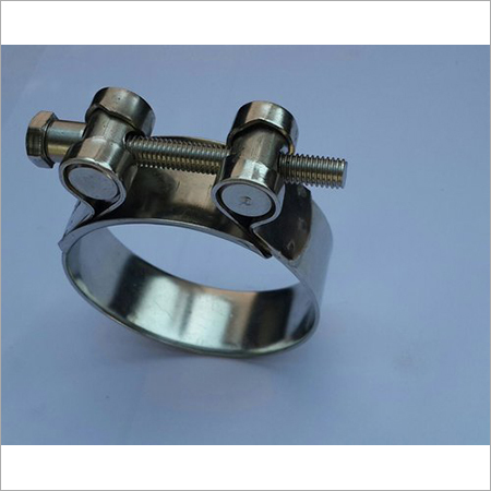Stainless Steel Pipe Clamp