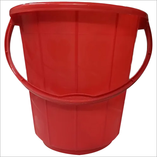 Plastic Water Bucket