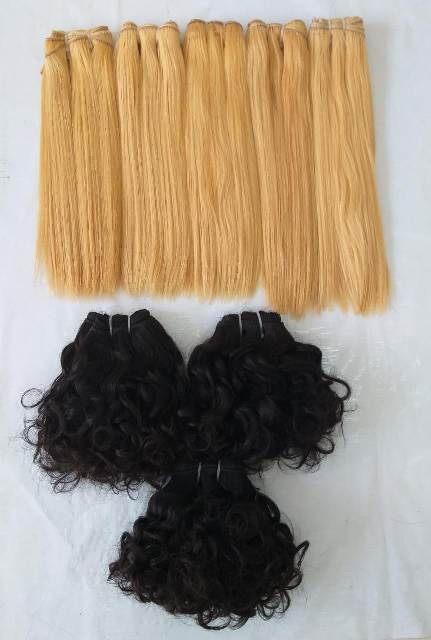 Malaysian Virgin Curly Hair Weaves