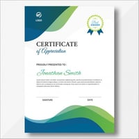 Certificate Printing Service