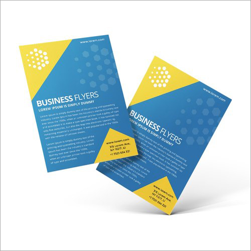 Flyers Leaflets Printing Service