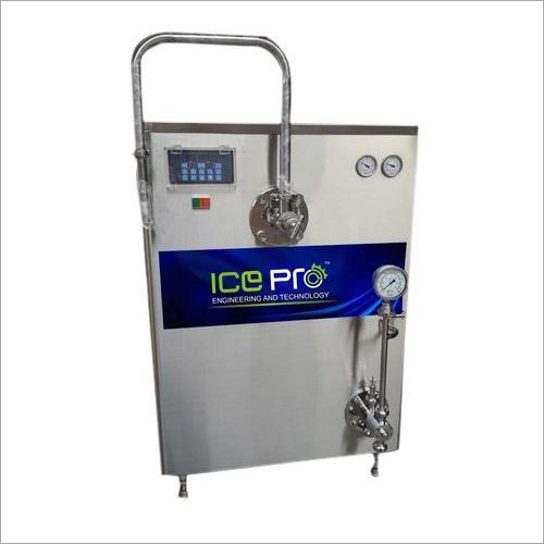100L Continuous Ice Cream Freezer