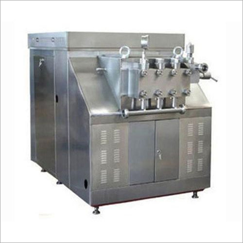 300L Milk Homogenizers