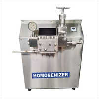 500L Milk Homogenizers