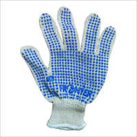 Polycotton Safety Gloves