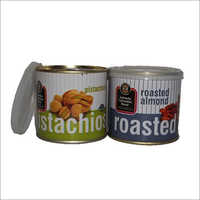 Dry Fruit Tin Can