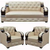 Plain Sofa Set