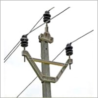 11 Kv And 33 Kv V Cross Arm