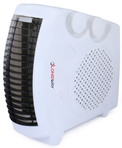 2000 Watt Hot Max Element Room Heater White Application: Home Appliances