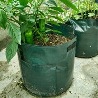 Garden Planting Usage Grow Bag Plant