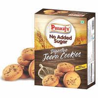 Sugar Free Jeera Cookies
