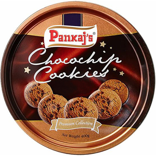 Chocochip Tin Cookies
