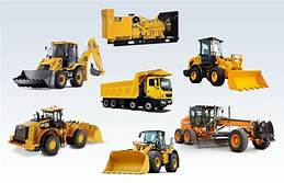 Construction Machines on Rent