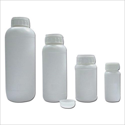 HDPE Pharmaceutical Tablet Bottle