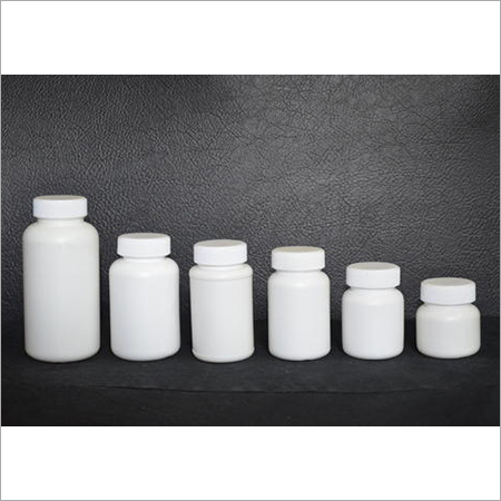 Plastic Tablet Bottle