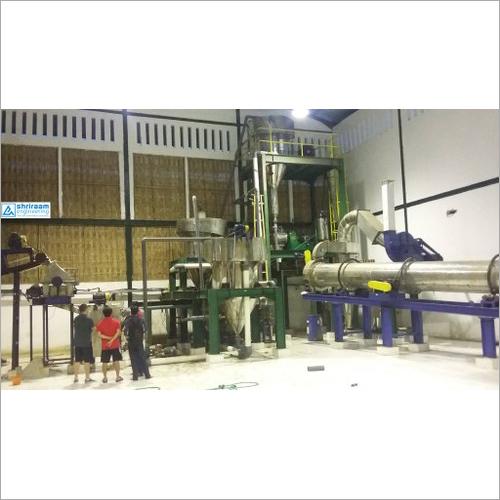 Salt Refinery Plant
