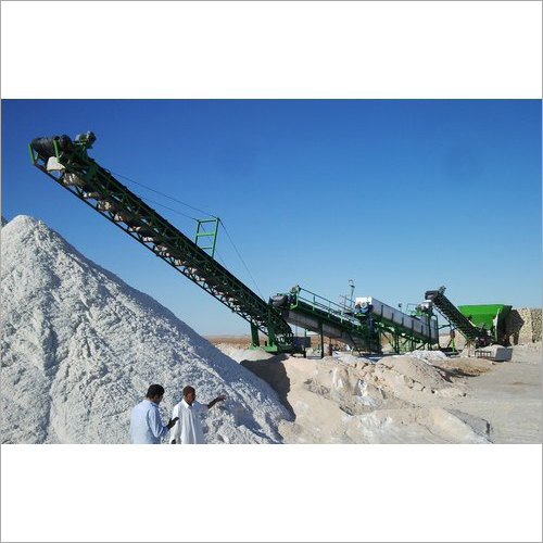 Salt Washery Plant