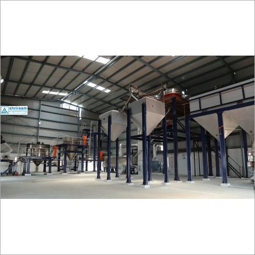 Iodized Salt Refinery Plant