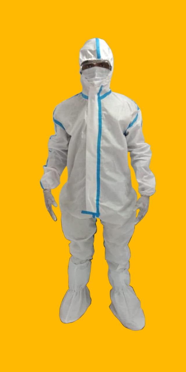 Corona Safety Non Woven PPE Kit