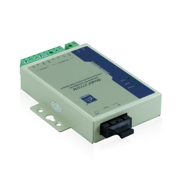 RS232/485/422 to Fiber Optic Converter - Model277