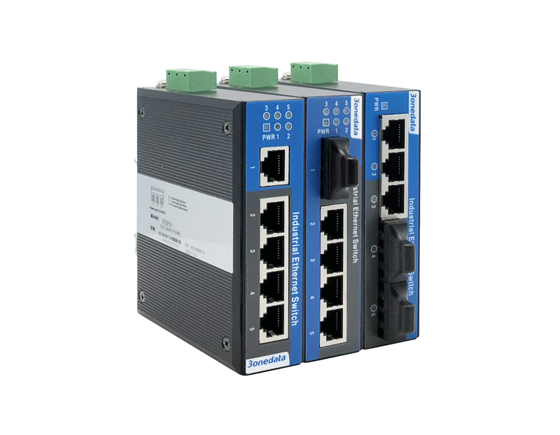 5 ports Industrial Ethernet Switch