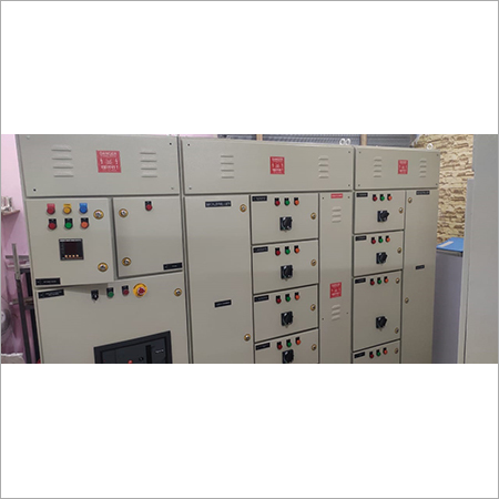 Control Panel For Crusher Plant