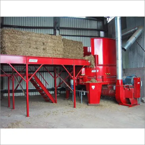 Bale Feeding Conveyor