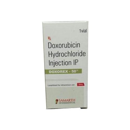 Doxorex 50 Doxorubicin Injection