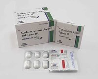 CEFUROXIME AXETIL 500mg