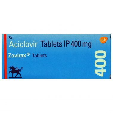 ZOVIRAX TABLETS 400 MG