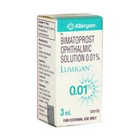 LUMIGAN 0.01 EYE DROPS